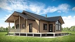Construction de maison en bois constructeur maison bois for Constructeur maison contemporaine picardie