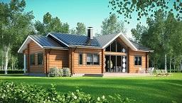 Construction de maison en bois constructeur maison bois for Constructeur maison marne