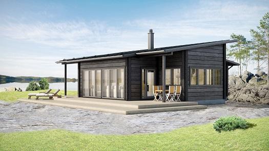 Mod les de maisons aalto 100 for Maison des temps modernes