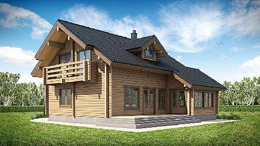 Construction maison en bois tarif for Maison bois 80m2